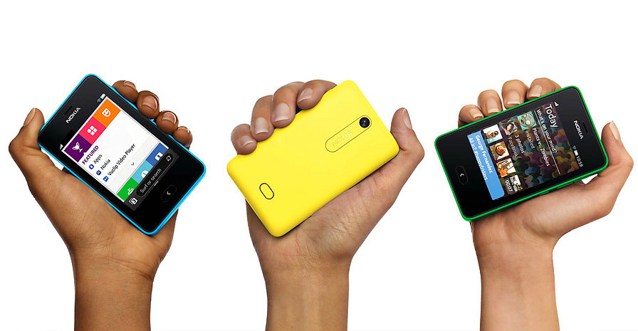 Nokia Asha 501 สมาร์ทโฟนไฮเอนด์ ราคาย่อมเยา