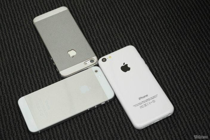 [ข่าวลือ] iPhone 5C มาเพื่อแทน iPhone 5 เท่านั้น เน้นประเทศจีนก่อน