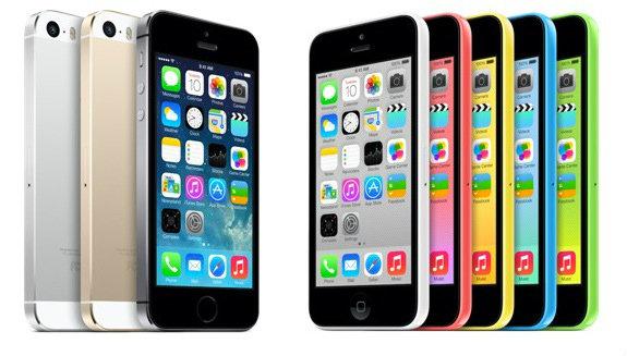 iPhone 5S และ iPhone 5C เปิดพรีออเดอร์ในจีน 17 กันยายนนี้