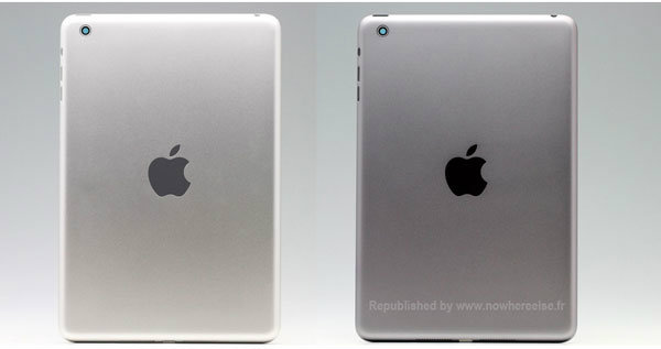 iPad mini 2 เพิ่มสีใหม่ สีเทา space grey