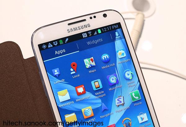Galaxy Note 3 ภายนอกดูดี ข้างในล่ะ...?