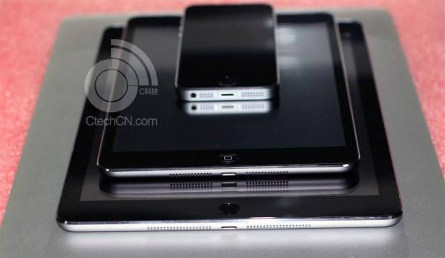 น่าจะแหกโค้งอีกรอบสำหรับข้อมูล iPad รุ่นใหม่ (แต่ไม่มีภาพ iPad 5, iPad mini 2 หลุด)
