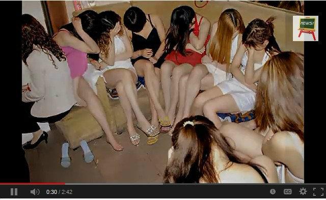 """เปิดคอร์ส """"โสเภณีออนไลน์"""" ในจีน ติวเข้มกลเม็ดล่อใจ"""