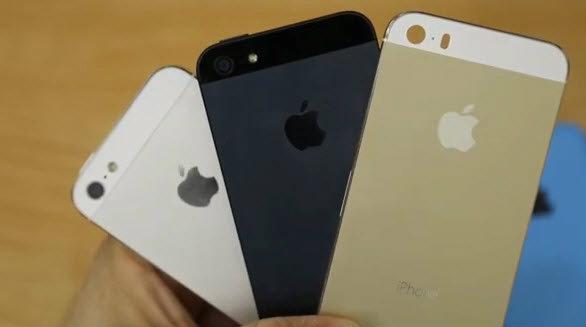 Apple เตรียมเรียกคืน iPhone 5s