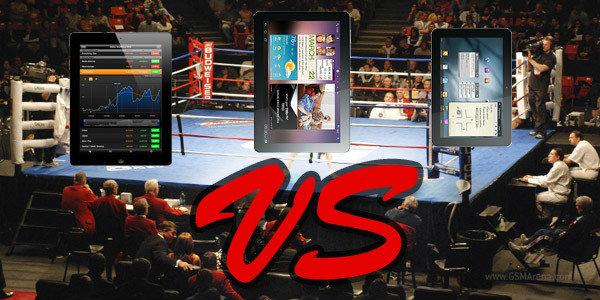 iPad กำลังย่ำแย่ จะเสียแชมป์ให้ Samsung ในตลาด Tablet