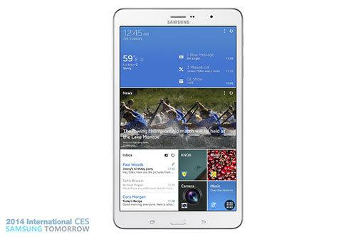 CES 2014 : Samsung จัดเต็ม เปิดตัวแท็บเล็ตรวดเดียว 4 รุ่น 4 ขนาด