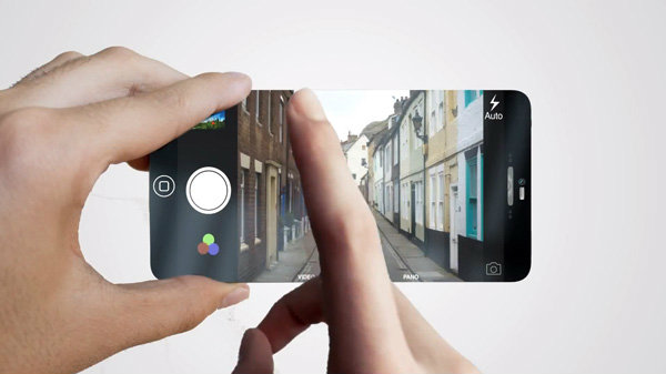 iPhone 6 มาพร้อมกล้อง 10 ล้านพิกเซล แบบ Resin lenses เปลี่ยนเลนส์ได้ !
