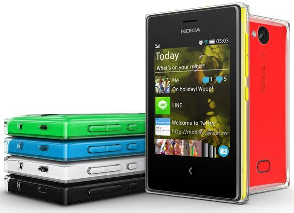 หั่นราคา Nokia Asha 503 เหลือเพียง 1,490 บาท