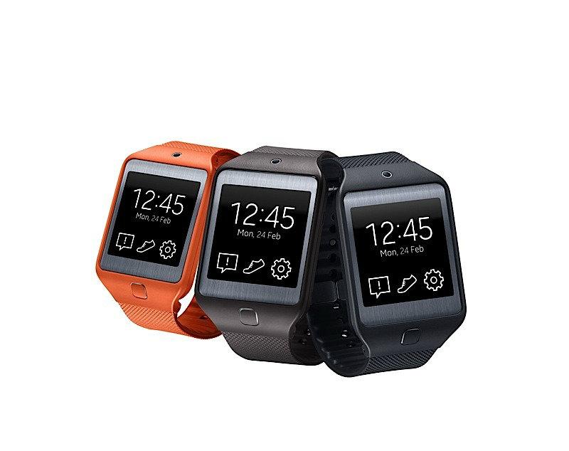 ซัมซุงเปิดตัว Smartwatch สองรุ่นใหม่ ไร้เงาแบรนด์ Galaxy  MWC 2014