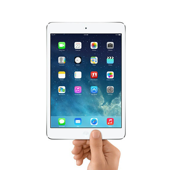ราคา iPad mini 2 เครื่องศูนย์ มาบุญครอง เครื่องหิ้ว (เครื่องนอก) วันที่ 24 มีนาคม 255