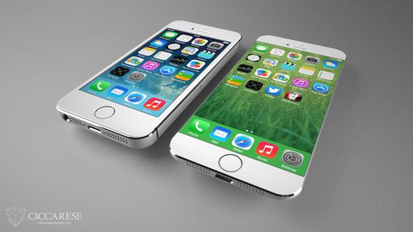 พบหลักฐานยืนยัน iPhone 6 หน้าจอใหญ่ขึ้นจริง