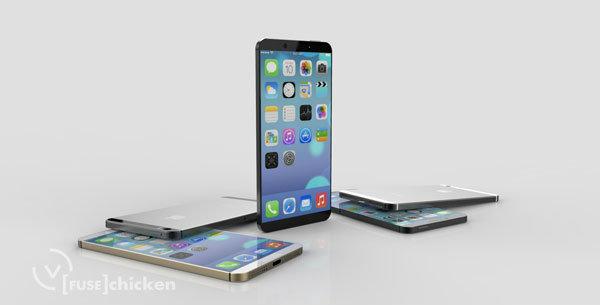 หลุดสเปค iPhone 6 มาพร้อม RAM 1 GB