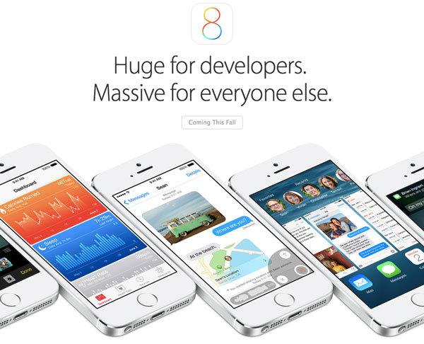 iOS 8 มีอะไรใหม่ ฟีเจอร์ใหม่ๆ อีกเพียบ! เปิดให้ดาวน์โหลด