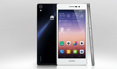 Huawei Ascend P7  นิยามใหม่แห่งความมหัศจรรย์ ฉีกกฏทุกความเป็นไปได้