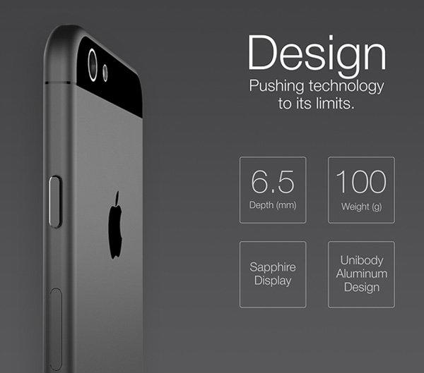 นี่สิสวยของจริง กับภาพ iPhone 6 concept ชุดล่าสุด