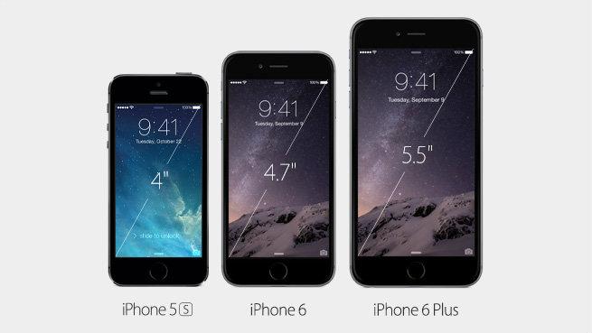 เปรียบเทียบ iPhone 6 และ iPhone 6 Plus อะไรบ้างที่ไม่เหมือนกัน