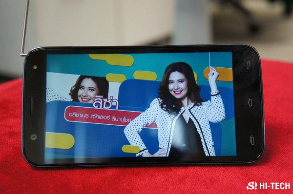 รีวิว i-mobile IQ 6.8 DTV แอนดรอย์ดูดิจิตอลทีวีไม่ง้อเน็ต