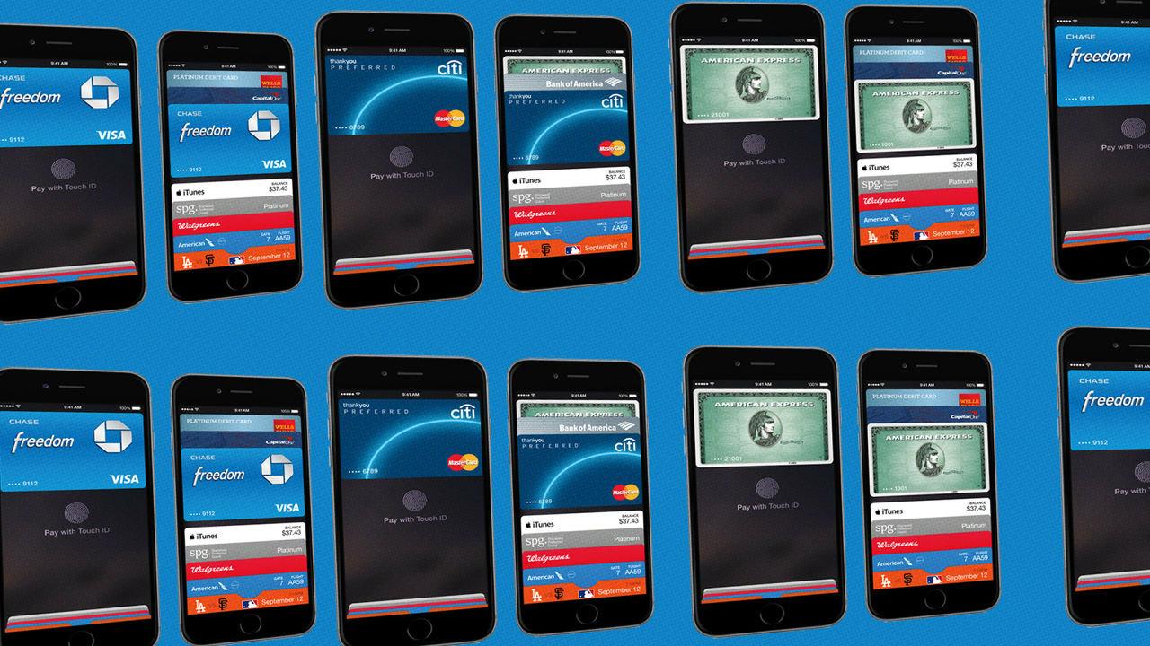 ตลาด Mobile Payment เดือดเมื่อ Apple Pay ถูกเปิดตัวใน iOS8 รุ่นใหม่