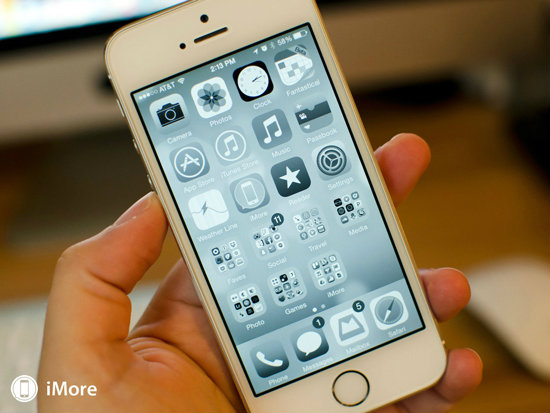 รู้กันยัง iPhone ก็มีโหมดจอขาว-ดำ กับเค้าเหมือนกัน