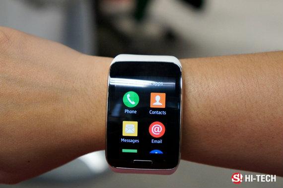 รีวิว Samsung Gear S  สมาร์ทวอทช์ต่อ 3Gได้ไม่ง้อมือถือ