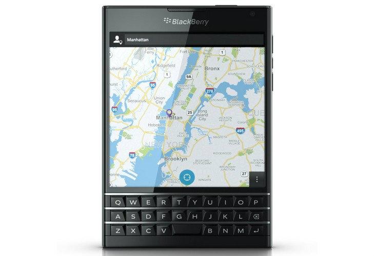 Blackberry Passport เครื่องหิ้วเข้าไทยแล้ว