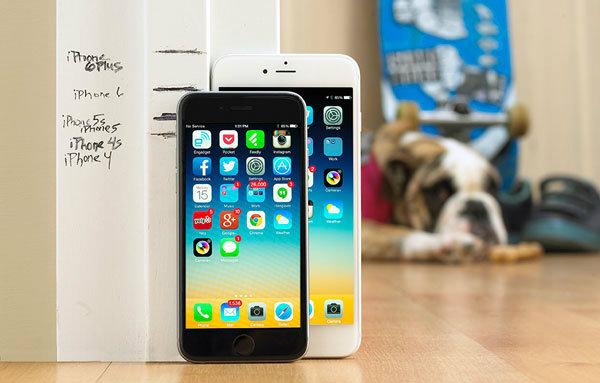 ลือว่อนเน็ต แอปเปิล เล็งเปิดตัว iPhone 6 หน้าจอ 4 นิ้ว