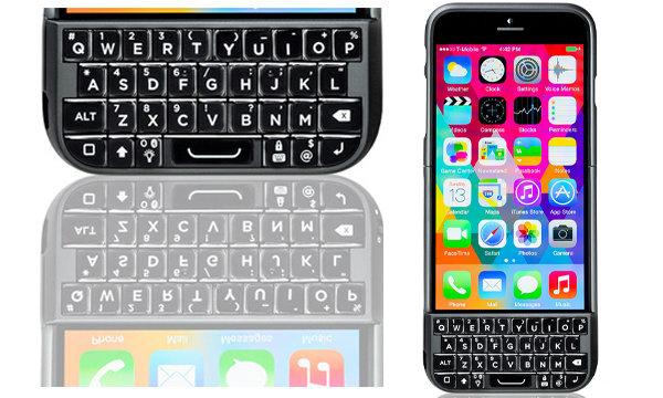 Typo2 คียบอร์ดสำหรับ iPhone 6 มาแล้ว