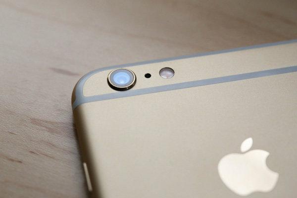 กล้องบน iPhone 6 Plus งานเข้าอีกแล้ว