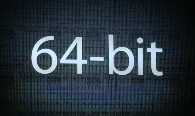 10 สมาร์ทโฟนทีมาพร้อมการประมวลผลได้ที่ระดับ 64-bit