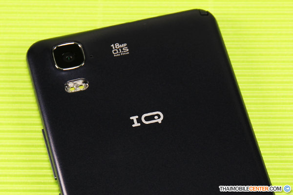 รีวิว (Review) i-mobile IQ X  WIZ สมาร์ทโฟนสเปคจัดเต็ม ในราคาสบายกระเป๋า