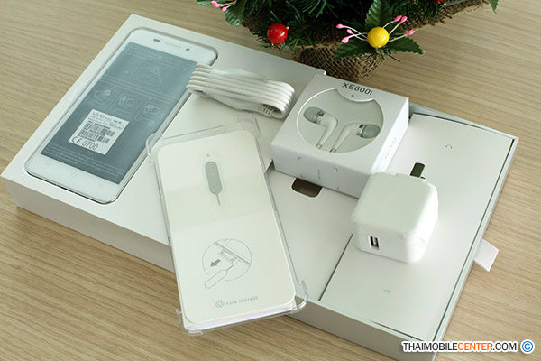 รีวิว vivo X5 สมาร์ทโฟน 4G ดีไซน์หรู สุดบางเฉียบ