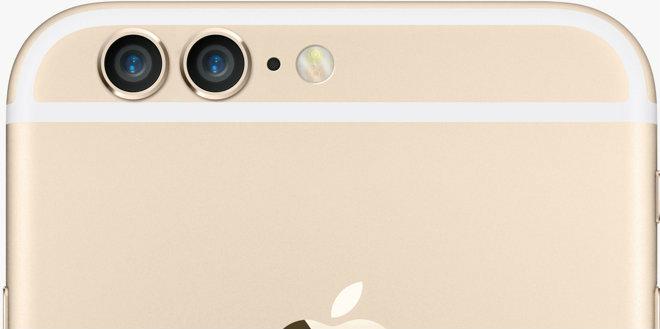 คาด iPhone 6s จะมาพร้อมกับกล้องเลนส์คู่ ให้คุณภาพเทียบเท่ากล้อง DSLR