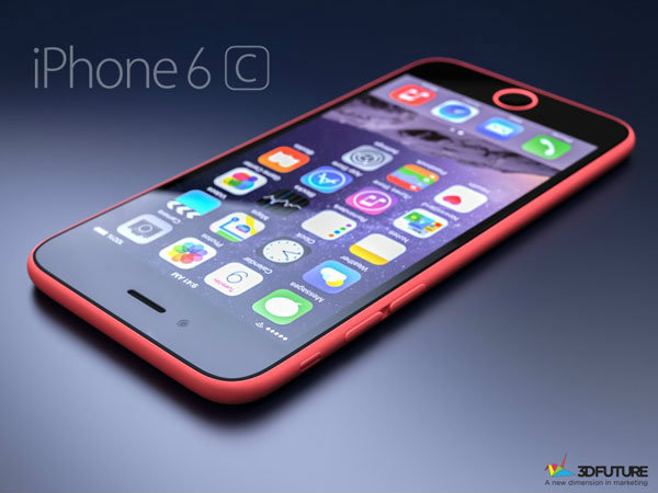 ภาพคอนเซปท์ iPhone 6C ไอโฟนพลาสติก ราคาประหยัด