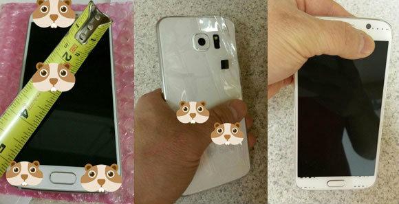 หลุดภาพ Samsung Galaxy S6 เครื่องจริง ว่อนเน็ต ดีไซน์คล้าย iPhone 6