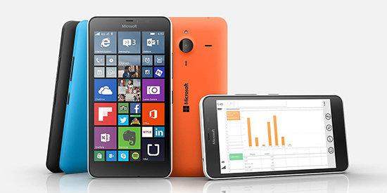 MWC 2015  Microsoft เปิดตัว Lumia 640 และ Lumia 640 XL ใช้ Office 365 ฟรี 1 ปี