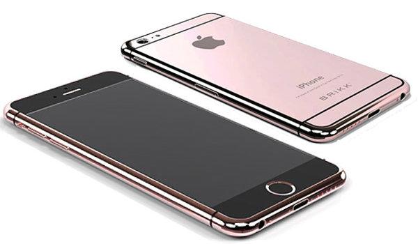 รอนิ๊ด!!  iPhone 6S สีชมพูกำลังจะมา