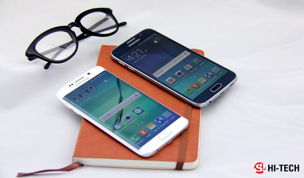 ครั้งแรกกับการได้ทดลองจับ Samsung Galaxy S6 edge สวยเกินคาด