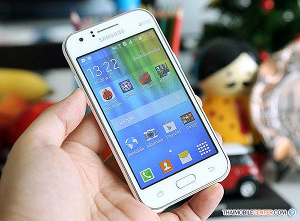 รีวิว (Review) Samsung Galaxy J1 มือถือใหม่เอาใจคนงบน้อย
