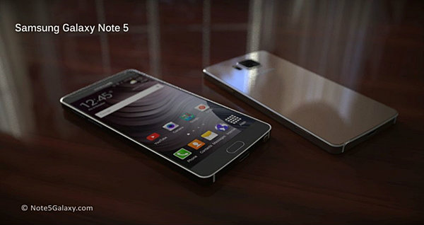 ลือ Galaxy Note 5 จะมีพอร์ต USB Type-C ถ่ายโอนข้อมูลและชาร์จแบตได้เร็วขึ้น