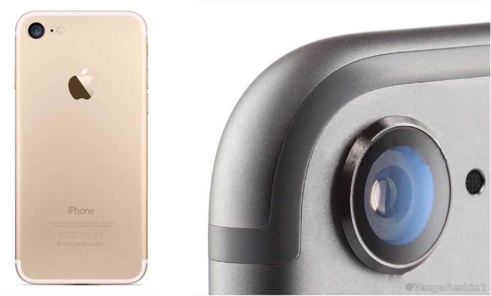 แชร์สนั่น! ภาพฝาหลัง iPhone 7  ว่าที่สมาร์ทโฟนรุ่นใหม่ของ แอปเปิ้ล