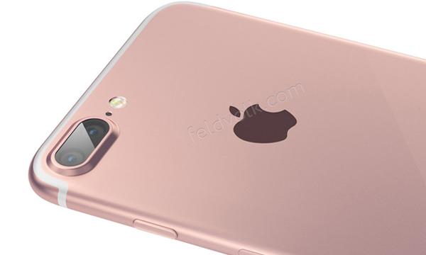 ภาพหลุดแรก iPhone 7 พร้อมกล้องคู่แบบ Dual-Camera มาแล้ว!