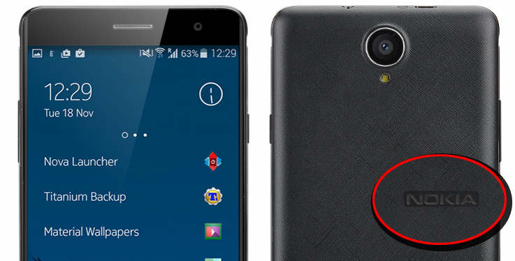Exclusive: หลุด Nokia A1 ว่าที่มือถือใหม่ล่าสุดของโนเกีย