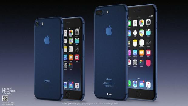 กลิ่นเริ่มแรง!!  iPhone7 อาจไม่มีความจุ 16 GB อีกต่อไป