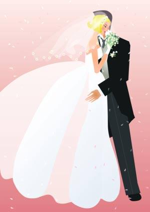 แต่งงาน, คู่รัก