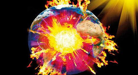 """คำทำนายนักวิทยาศาสตร์ """"โลก""""กำลังวิวัฒน์สู่ความตาย"""