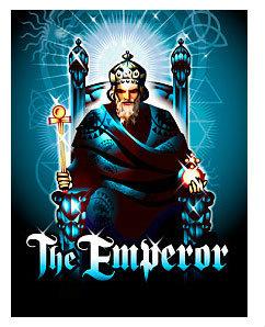 ไพ่ The Emperor The Emperor