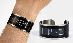 CST-01 นาฬิกาข้อมือที่บางที่สุดในโลก
