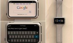 """Neptune Pine"" Smart Watch ตัวจริงเครื่องแรกของโลก"