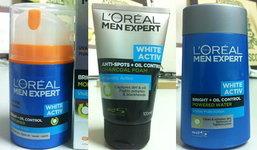 Review : L'Oreal Men Expert White Activ Oil Control