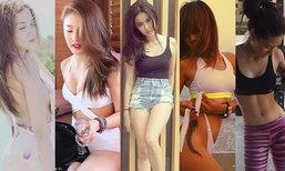 5 สาวไซส์เล็ก (สูงไม่เกิน 160 ซม.) แต่เซ็กซี่มาก